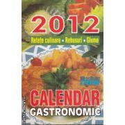 Calendar gastronomic 2012 (editura Stefan isbn: 978-973-118-225-4)