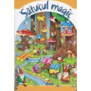 Satacul magic (editura Nicol isbn: 978-973-7664-59-4)