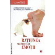 Ratiunea mai presus de emotii (editura Paralela 45, autori: Christine Padesky, Dennis Greenberger isbn: 978-973-47-1279-3)