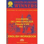 Culegere de limba engleza clasele V-VIII vol.1 (editura Succes Deplin isbn: 978-606-92344-8-8)