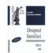Dreptul familiei 2011 ( editura Univers Juridic , autori: Dan Lupascu , Cristina Mihaela Craciunescu isbn: 978-973-127-680-9)