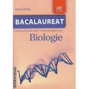 Biologie BACALAUREAT ( editura: Art , autor: Ioana Arinis ISBN 978-973-124-664-2 )