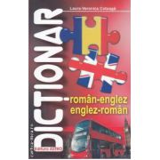 Dictionar roman - englez dublu rosu ( editura : Astro , autor : Laura - Veronica Cotoaga ISBN 978-606-92311-4-2 )