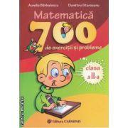 Matematica : 700 de exercitii si probleme. Clasa a 2 - a ( editura: Carminis , autor: Aurelia Barbulescu , Dumitru Sturzeanu ISBN 978-973-123-166-2 )