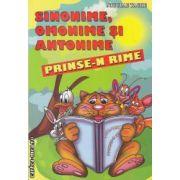 Sinonime, omonime, si antonime prinse-n rime ( editura: Exigent , autor: Niculae Tache ISBN 978-973-1853-18-5 )