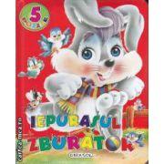 IEPURASUL ZBURATOR  ( editura: Girasol  ISBN 978-606-525-201-1 )