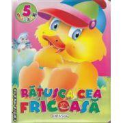 RATUSCA CEA FRICOASA ( editura: Girasol ISBN 978-606-525-203-5 )