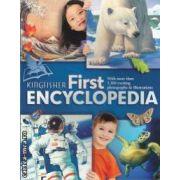 First Encyclopedia ( editura: Macmillan , autori: Anne Civardi , Ruth Thomson ISBN 978-0-7534-3184-9 )
