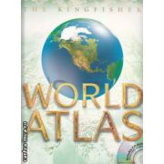 WORLD ATLAS ( editura: Macmillan , ISBN 978-0-7534-1742-3-)