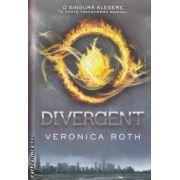 Divergent ( editura: Leda , autor: Veronica Roth ISBN 978-973-128-413-4 )