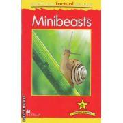 Minibeasts ( editura: Macmillan, autor: Anita Ganeri ISBN 978-0-230-43214-7 )