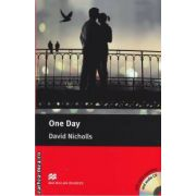 One Day with CD ( editura: Macmillan, autor: David Nicholls ISBN 978-0-230-42235-3 )