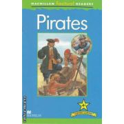 Pirates ( editura: Macmillan, autor: Philip Steele ISBN 978-0-230-43228-4 )