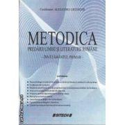Metodica predarii limbii si literaturii romane ( editura: Sitech, autor: Alexandru Gheorghe ISBN 978-606-11-1933-2 )