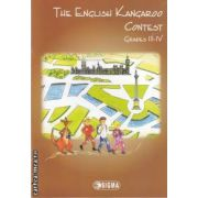 THE ENGLISH KANGAROO CONTEST GRADES 3 - 4 ( editura: Sigma , ISBN 978-973-649-707-0 )