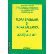 Flora spontana si fauna salbatica a judetului Olt ( editura: Sitech , autor: Nicolae Ciobanu ISBN 978-606-11-1940-0 )