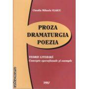 Proza. Dramaturgia. Poezia. ( editura: Tiparg , autor: Claudia Mihaela Vlaicu ISBN 978-973-735-595-9 )