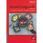 Caruselul ortogramelor : exercitii de ortografie, punctuatie si vocabular : clasa a 4-a ( editura: Booklet , autor: Madalina Florea , Florentina Ionita ISBN 978-606-590-036-3 )