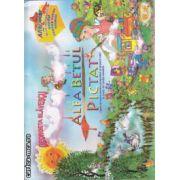 Alfabetul pictat ( editura: Elis , autor: Georgeta Slavescu ISBN 973-7801-60-1 )