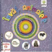 Invat animalele ( editura: Gama , ISBN 978-973-149-277-3 )