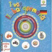 Invat limba germana ( editura: Gama , ISBN 978-973-149-280-3 )