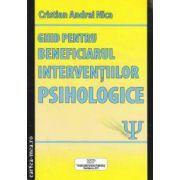 Ghid pentru beneficiarul interventiilor psihologice ( editura: Invulnerable Systems Publishing , autor: Cristian Andrei Nica ISBN 978-606-93070-8-3 )