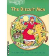 The Biscuit Man ( editura: Macmillan , Gill Munton ISBN 978-1-4050-5989-3 )