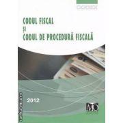 Codul fiscal si codul de procedura fiscala ( editura: Monitorul Oficial , ISBN 978-973-567-790-9 )