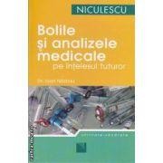 Bolile si analizele medicale pe intelesul tuturor ( editura: Niculescu , autor: Dr. Ioan Nastoiu ISBN 978-973-748-043-9 )