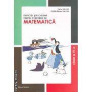 Exercitii si probleme pentru cercurile de matematica clasa a 6-a ( editura: Nomina , Autori: Petre Nachila , Catalin Eugen Nachila ISBN 9786065353510 )
