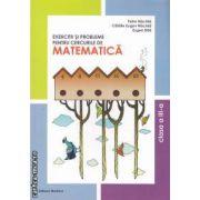 Exercitii si probleme pentru cercurile de matematica clasa a 3-a ( editura: Nomina, Autori: Petre Nachila, Catalin Eugen Nachila, Eugen Nita ISBN 978-606-535-348-0 )
