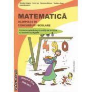 Matematica : Olimpiade si concursuri scolare clasa a 6-a ( editura: Nomina , autor: Nicolae Grigore ISBN  978-606-535-355-8 )