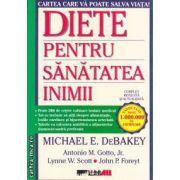 Diete pentru sanatatea inimii ( editura: All , autor: Michael E. Debakey ISBN 973-571-546-5 )
