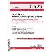 Codul fiscal si normele metodologice de aplicare ( editura: C. H. Beck , coord.: Mihai Bragaru ISBN 978-606-18-0020-9 )