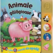 Animale galagioase ( editura: Girasol , ISBN 978-606-525-211-0 )