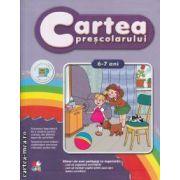 Cartea prescolarului 6-7 ani ( editura: Litera, ISBN 978-606-600-413-8 )