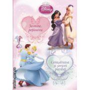 Jasmine, petitoarea ; Cenusareasa si soriceii pierduti ( editura: Litera, autor: Lara Bergen ISBN 978-606-600-602-6 )