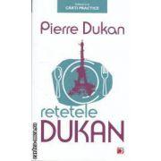 Retetele Dukan ( editura : Paralela 45 , autor : Pierre Dukan ISBN 978-973-47-1407-0 )
