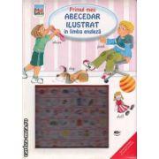 Primul meu ABECEDAR ILUSTRAT in limba engleza ( editura: Prut , ISBN 978-973-8956-15-5 )