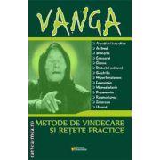 Vanga. Metode de vindecare si retete practice ( editura: Rovimed Publishers, trad.: Viorel Medvetki ISBN 978-973-8660-25-4 )