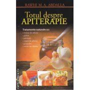 Totul despre apiterapie ( editura: All, autor: Rawhi M. A. Abdalla ISBN 978-606-587-023-9 )