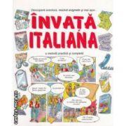 Invat italiana - o metoda practica si completa ( editura : Aquila , autor : Nicole Irving ISBN 973-9319-18-1 )