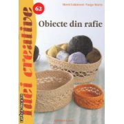 Obiecte din rafie 62 ( editura : Casa , autor : Varga Marta ISBN 978-606-8189-65-9 )