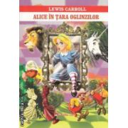 Alice in Tara Oglinzilor ( editura: Maxim Bit, autor: Lewis Carroll ISBN 978-973-8976-34-4 )
