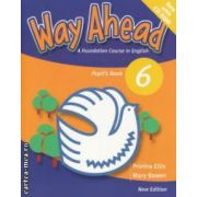 Way Ahead Pupil' s Book 6 with CD - ROM ( editura: Macmillan, autori: Printha Ellis, Mary Bowen ISBN 978-0-230-40978-1 )