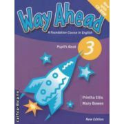 Way Ahead Pupil' s Book 3 with CD - ROM ( editura: Macmillan, autor: Mary Bowen, Printha Ellis ISBN 978-0-230-4097-5-0 )