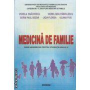 Medicina de familie - curs universitar pentru studentii anului 6 ( editura: Sitech, autori: Viorela Enachescu si colaboratorii, ISBN 9789737463173 )