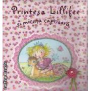 Printesa Lillife si micuta captioara ( editura : Active Learning , autor : Monika Finsterbusch ISBN 978-973-88824-6-1 )