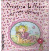 Printesa Lillife si micuta captioara ( editura : Active Learning , autor : Monika Finsterbusch ISBN 978-973-88824-6-1 )
