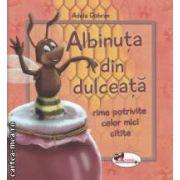 Albinuta din dulceata : rime potrivite celor mici citite ( editura Aramis , autor : Adela Dobran ISBN 978-973-679-892-4 )